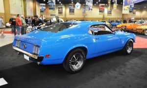1970 Ford Mustang Boss 429 Fastback 13