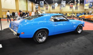 1970 Ford Mustang Boss 429 Fastback 14