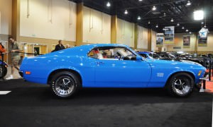 1970 Ford Mustang Boss 429 Fastback 15