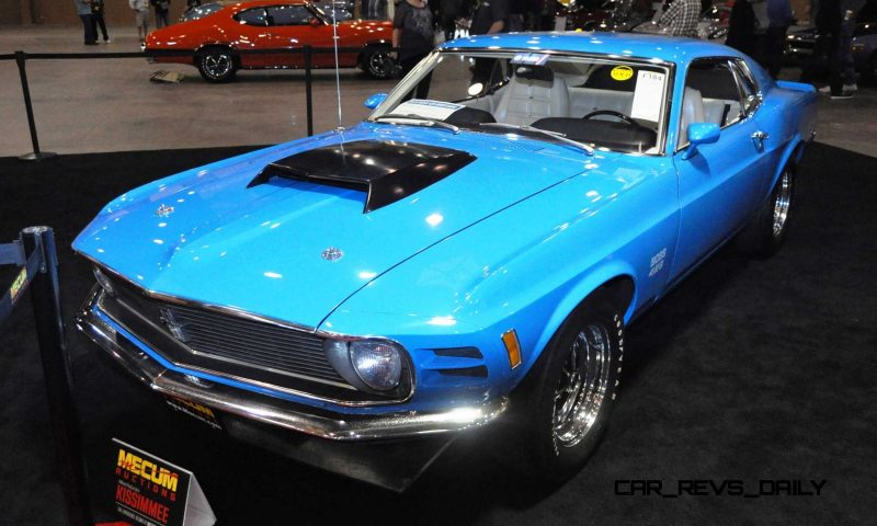 1970 Ford Mustang Boss 429 Fastback 2
