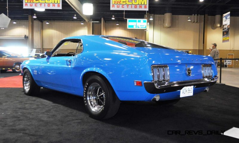 1970 Ford Mustang Boss 429 Fastback 4