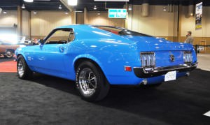 1970 Ford Mustang Boss 429 Fastback 5