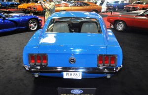 1970 Ford Mustang Boss 429 Fastback 7