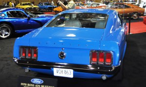 1970 Ford Mustang Boss 429 Fastback 8