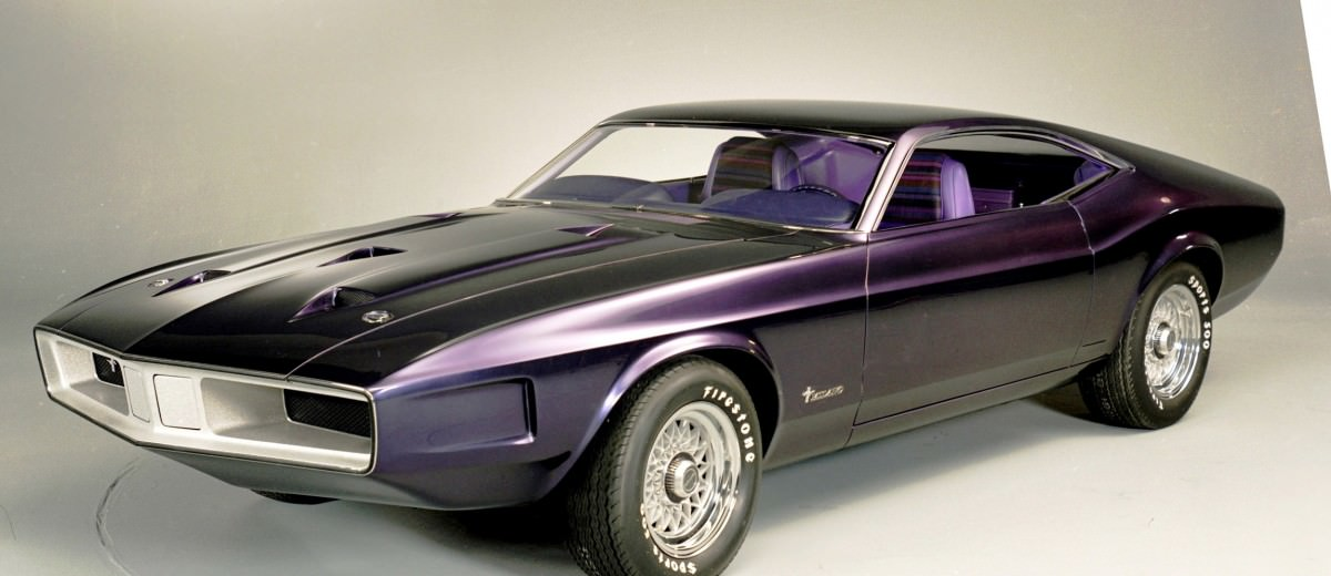 Mustang Milano Concept Muscle