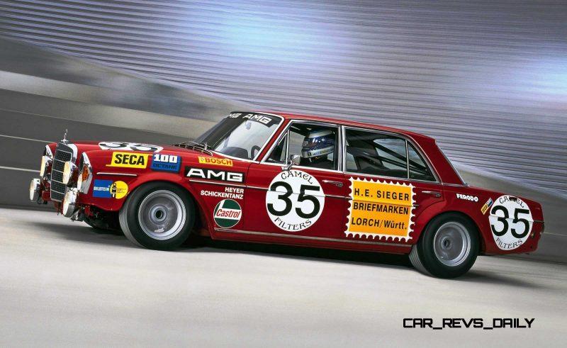 1971 Mercedes-Benz 300 SEL 6.8 AMG 11