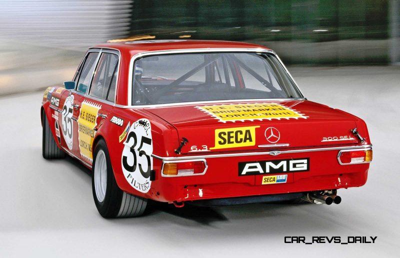 1971 Mercedes-Benz 300 SEL 6.8 AMG 12