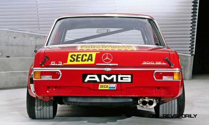 1971 Mercedes-Benz 300 SEL 6.8 AMG 13