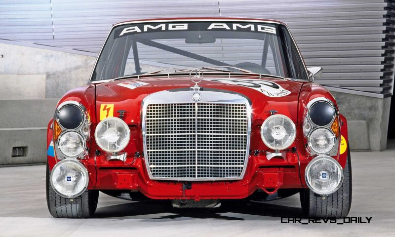 1971 Mercedes-Benz 300 SEL 6.8 AMG 14