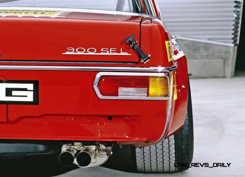 1971 Mercedes-Benz 300 SEL 6.8 AMG 15