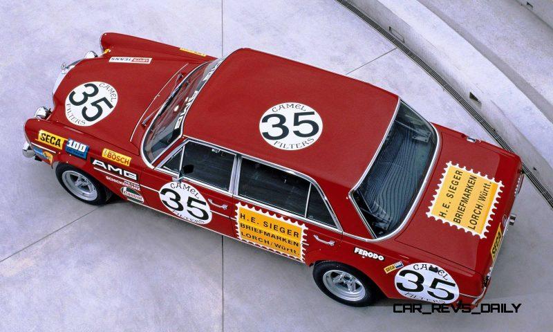 1971 Mercedes-Benz 300 SEL 6.8 AMG 19