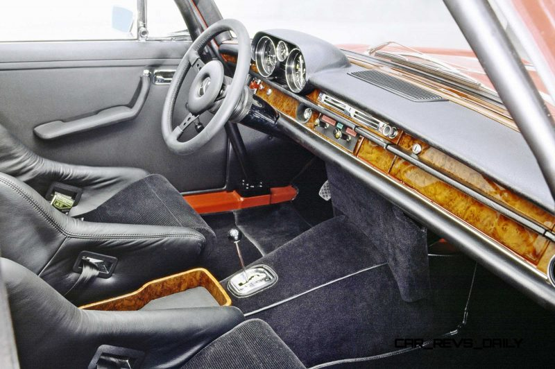 1971 Mercedes-Benz 300 SEL 6.8 AMG 23