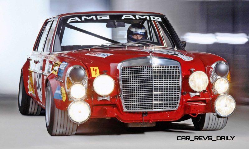 1971 Mercedes-Benz 300 SEL 6.8 AMG 6