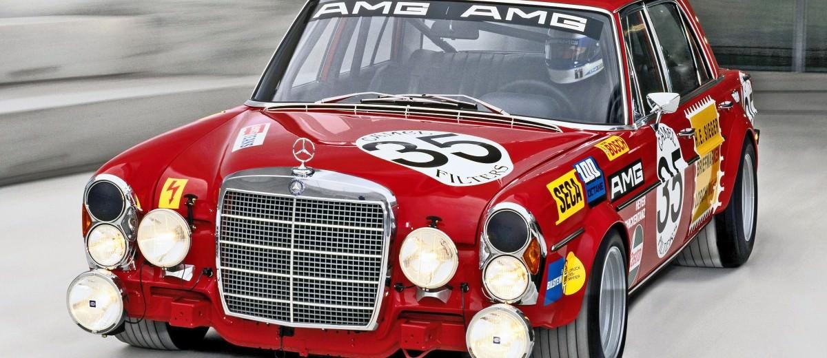1971 Mercedes-Benz 300 SEL 6
