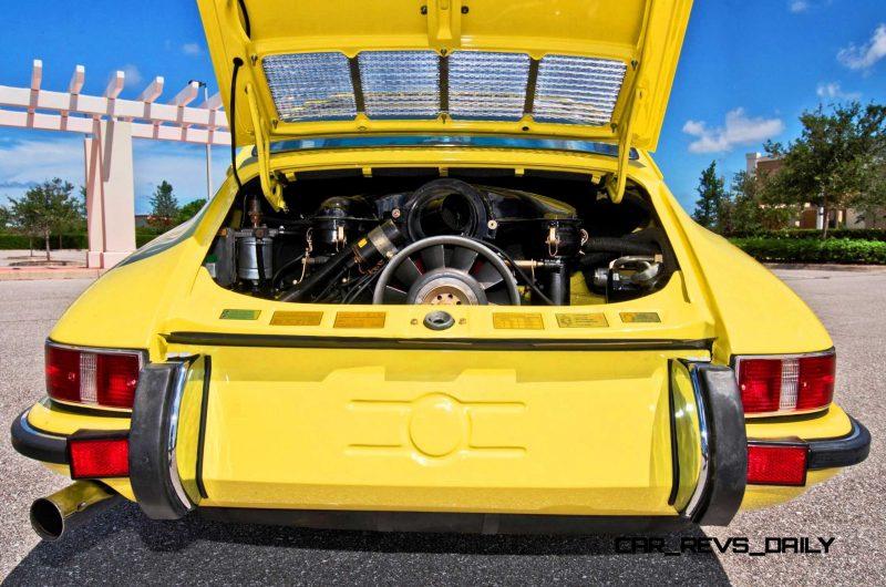 1971 Porsche 911S 11