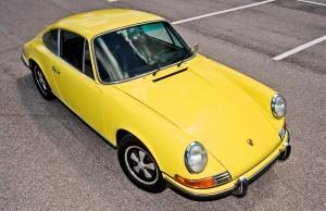 1971 Porsche 911S 14