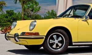 1971 Porsche 911S 17