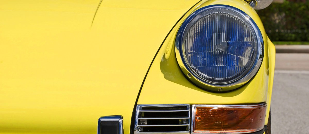 1971 Porsche 911S 2