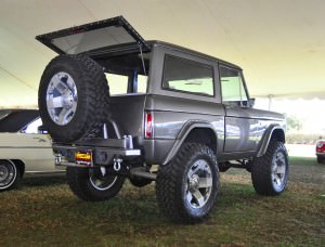 1973 Ford Bronco 10