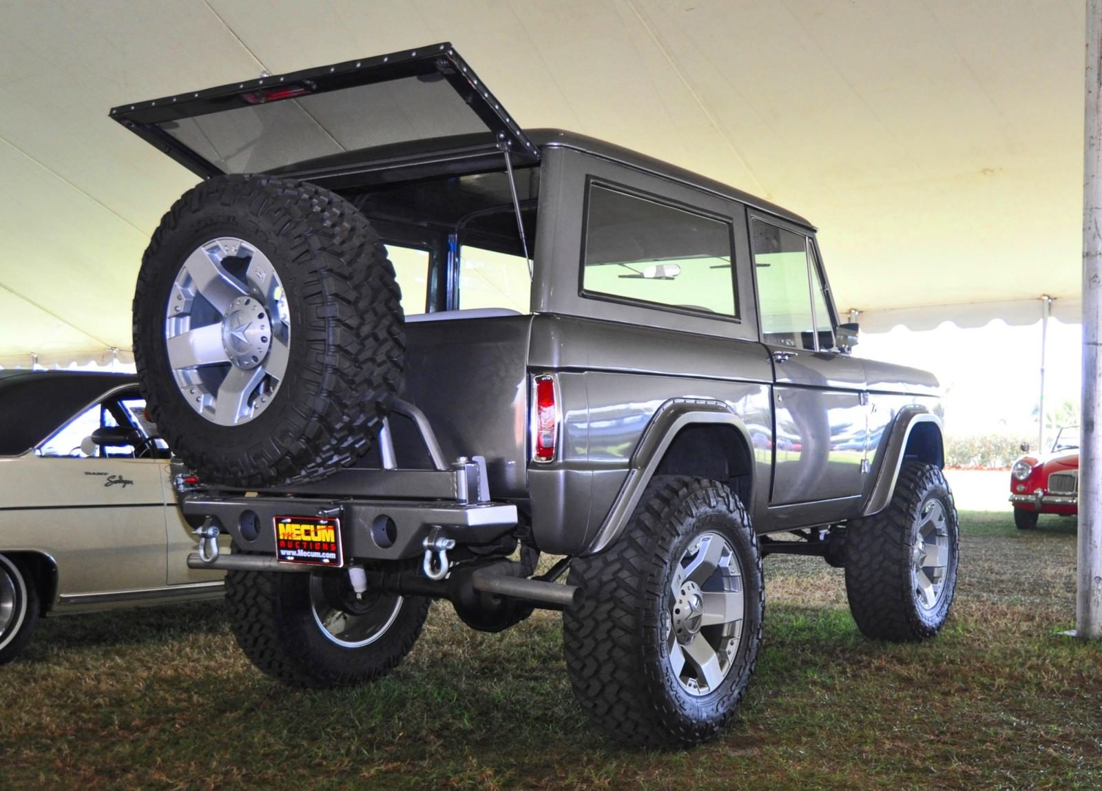 Willys Jeep Truck For Sale >> 1973 Ford Bronco