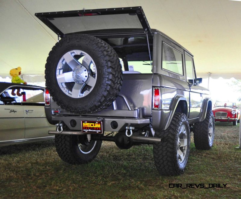 1973 Ford Bronco 13