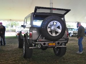 1973 Ford Bronco 14