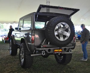1973 Ford Bronco 16