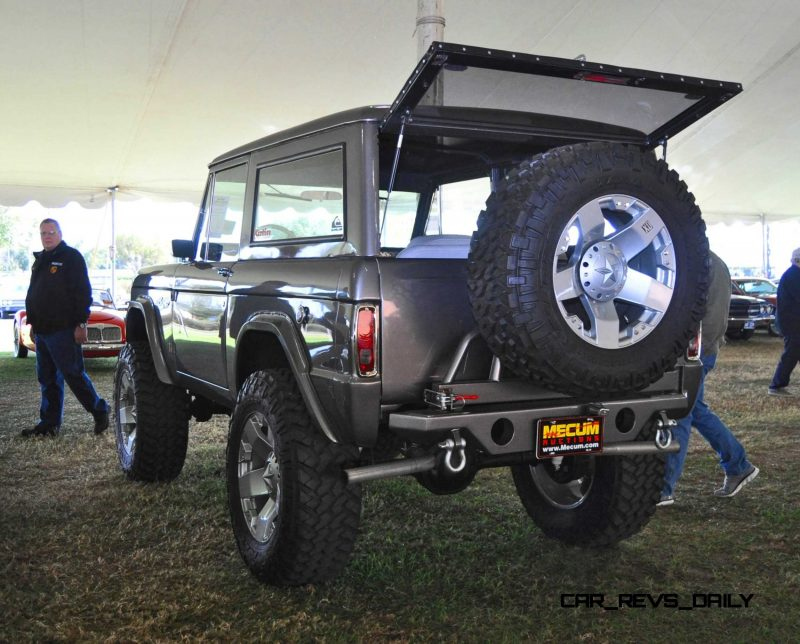 1973 Ford Bronco 17