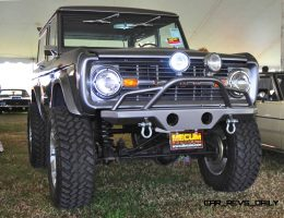 Mecum Florida 2015 – 1973 Ford Bronco 302ci V8 Custom Off-Roader