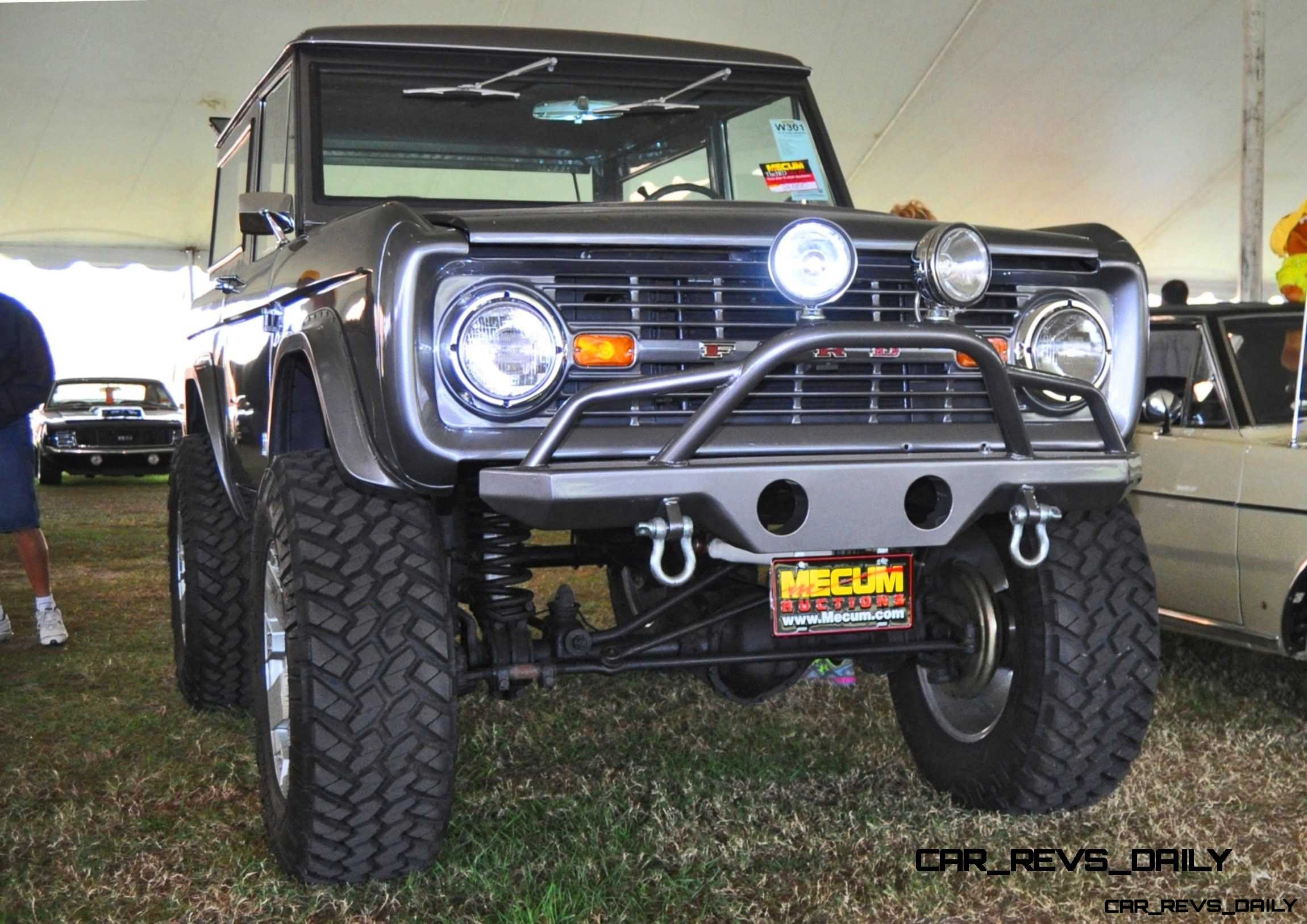 1973 Ford Bronco 7