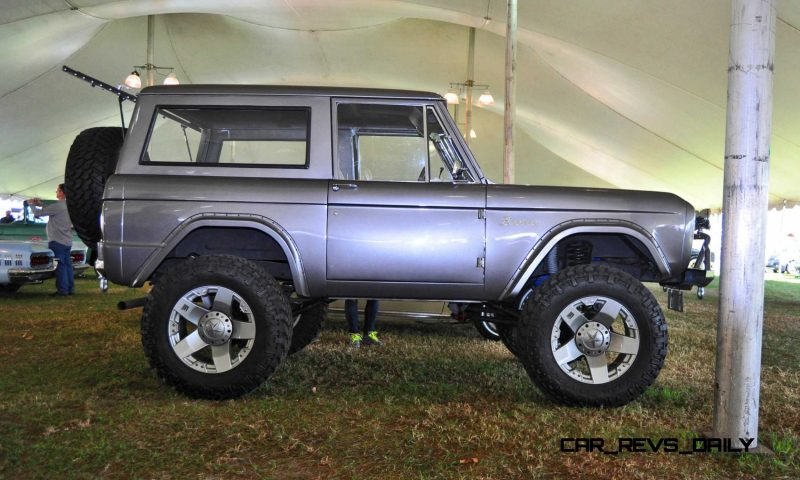1973 Ford Bronco 8