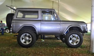 1973 Ford Bronco 9