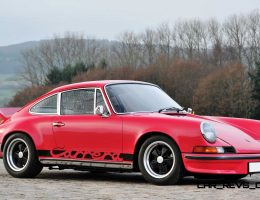 RM Paris 2015 – 1973 Porsche 911 2.7 RS Touring – Seeks $700k