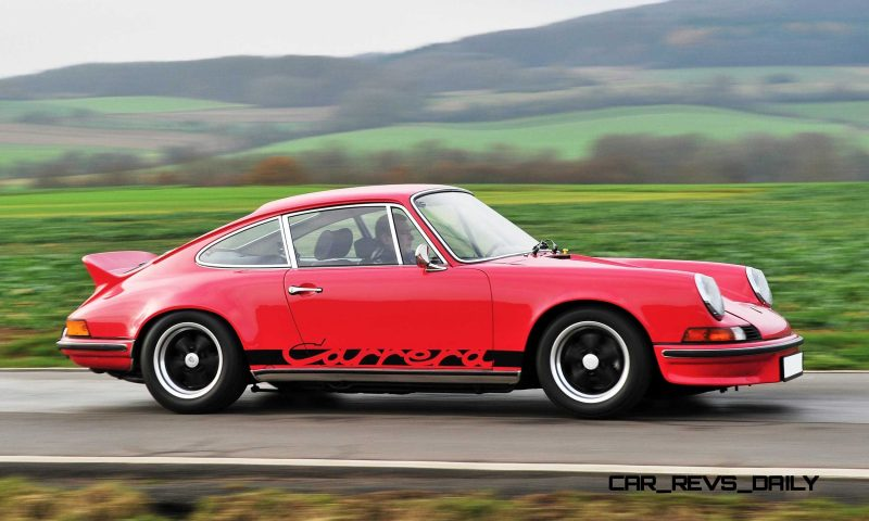 1973 Porsche 911 Carrera Rs 2 7 Touring 11