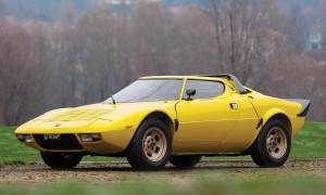 1977 Lancia Stratos HF Stradale by Bertone 1
