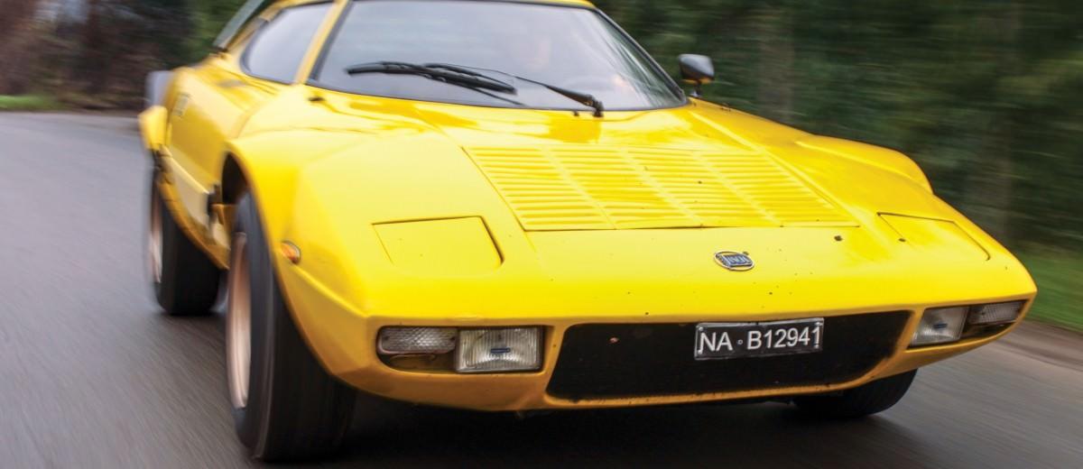 1977 Lancia Stratos HF Stradale by Bertone 12