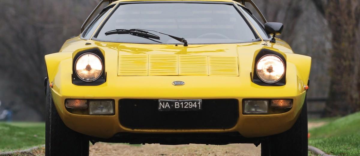 1977 Lancia Stratos HF Stradale by Bertone 13