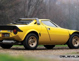 RM Paris 2015 Preview – 1977 Lancia Stratos HF Stradale by Bertone