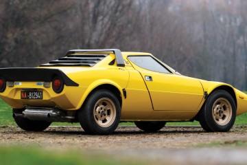 RM Paris 2015 Preview – 1977 Lancia Stratos HF Stradale by Bertone