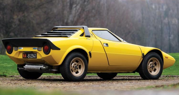 1977 Lancia Stratos HF Stradale by Bertone 2