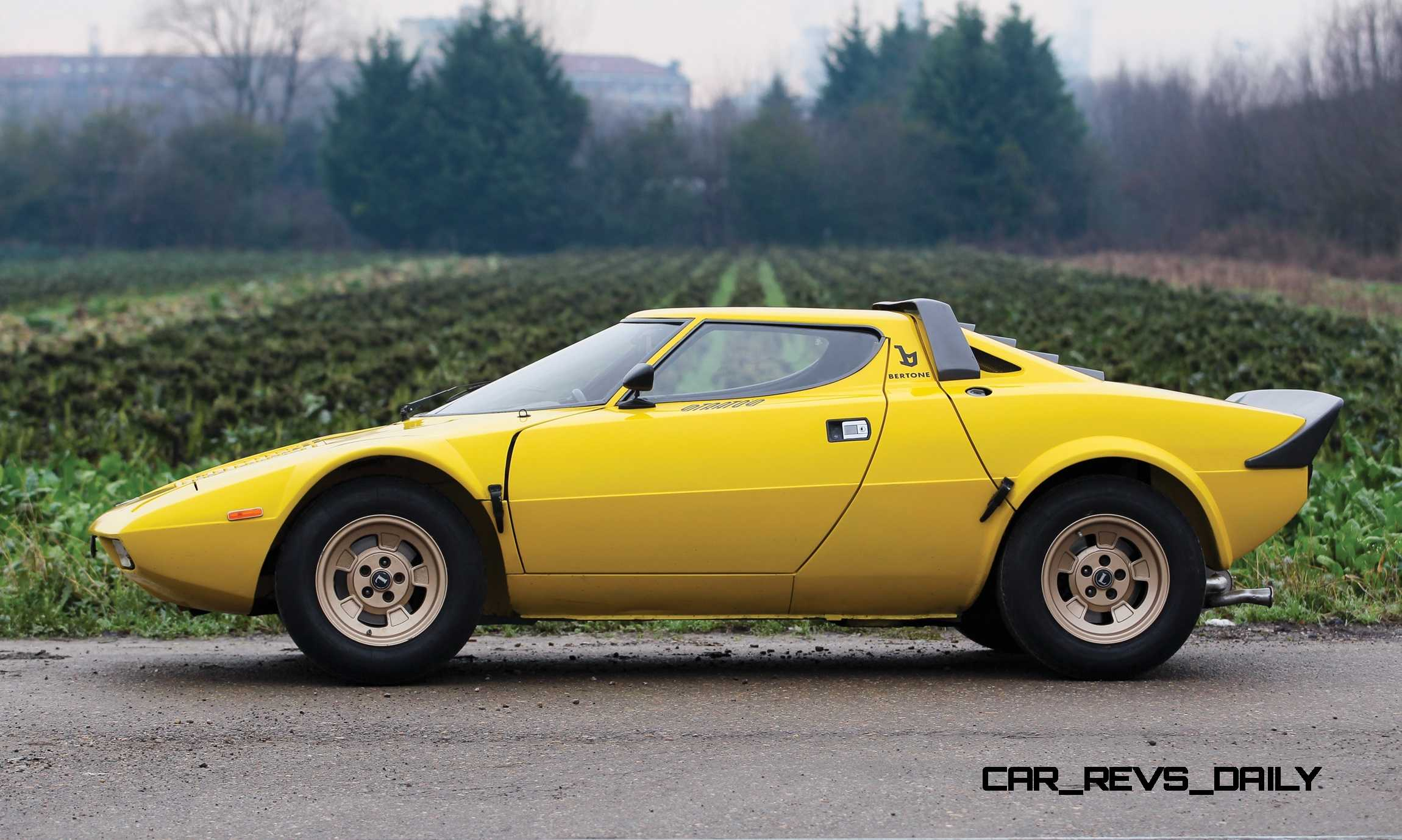 1977 lancia stratos hf stradale by bertone. Black Bedroom Furniture Sets. Home Design Ideas