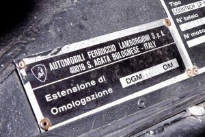 1980 Lamborghini Countach LP400S 11