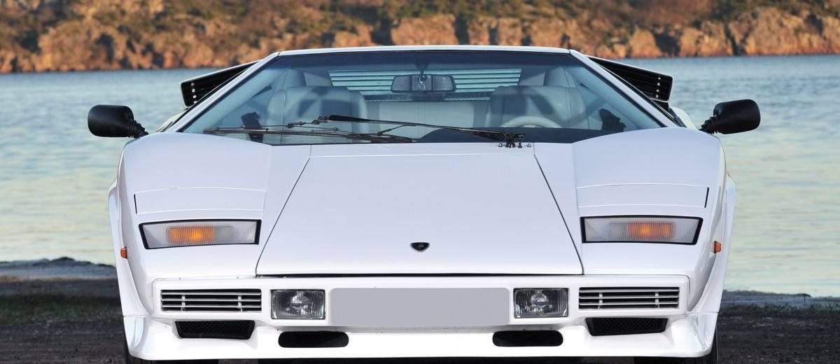 1980 Lamborghini Countach LP400S 12