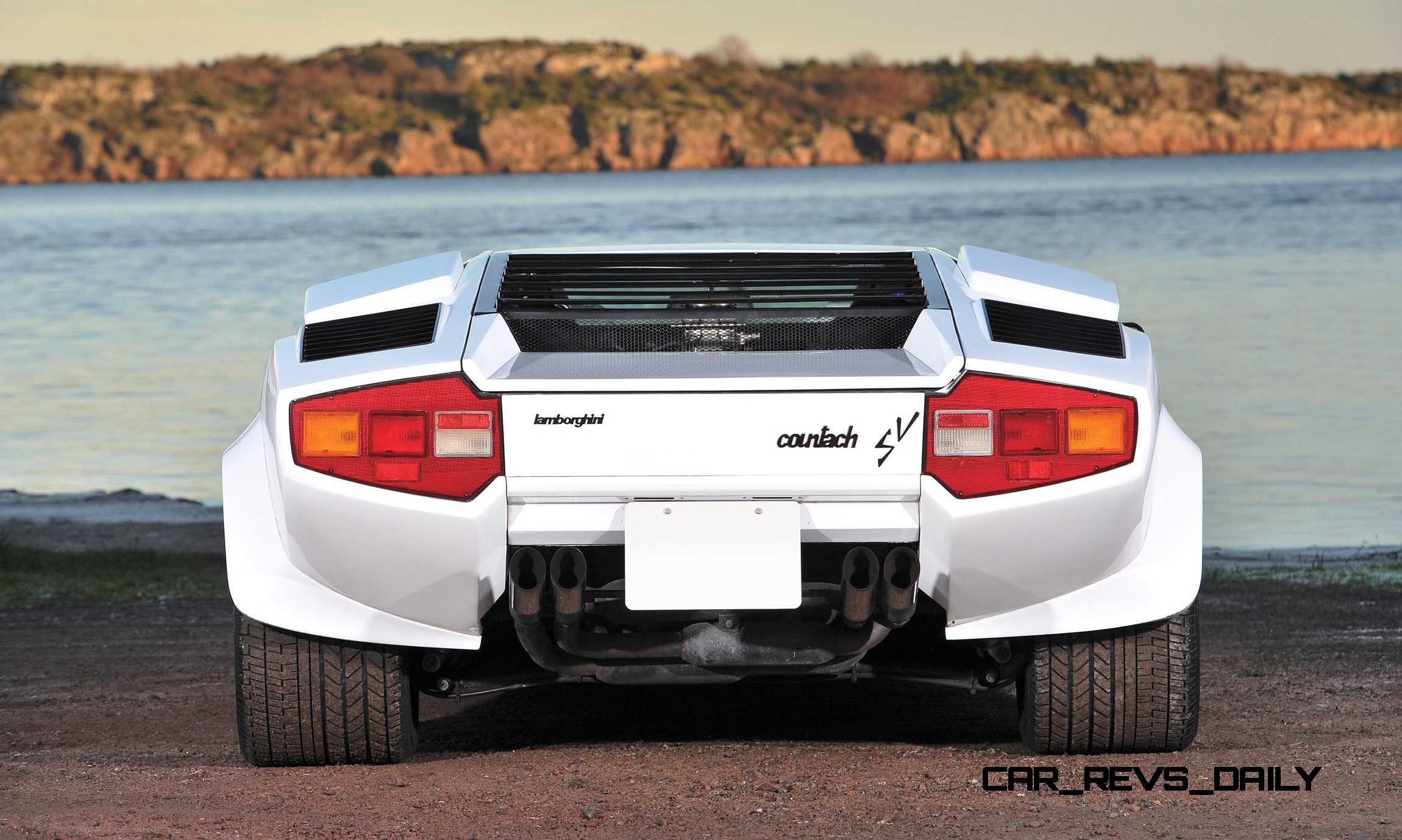 1980 Lamborghini Countach Lp400s