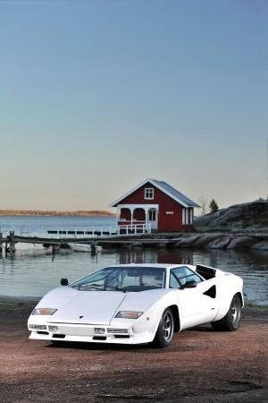 1980 Lamborghini Countach LP400S 17
