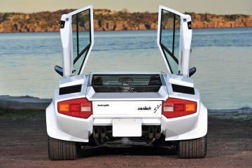 1980 Lamborghini Countach LP400S 20