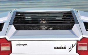 1980 Lamborghini Countach LP400S 6