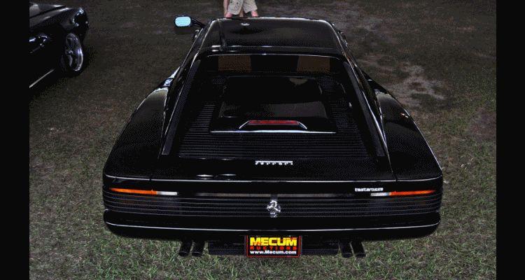 1986 Ferrari 512 TestaRossa