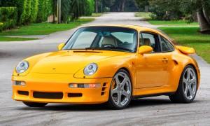 1997 RUF Porsche 911 Turbo R Yellowbird 1