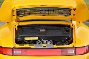 1997 RUF Porsche 911 Turbo R Yellowbird 11